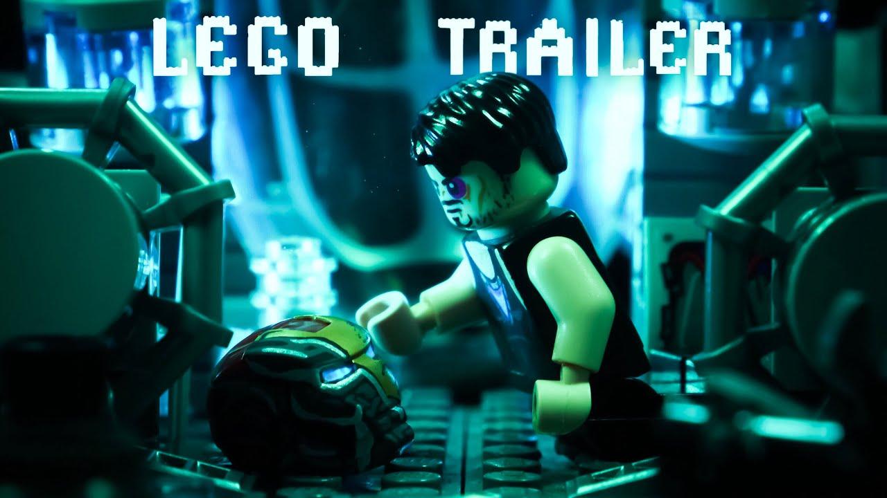 Avengers Endgame Trailer Gallery: Avengers: Endgame Trailer In LEGO
