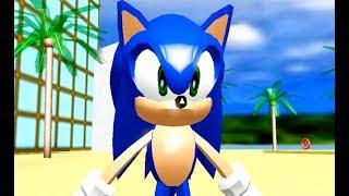Sonic Adventure V2 (Sonic Roblox Fangame)