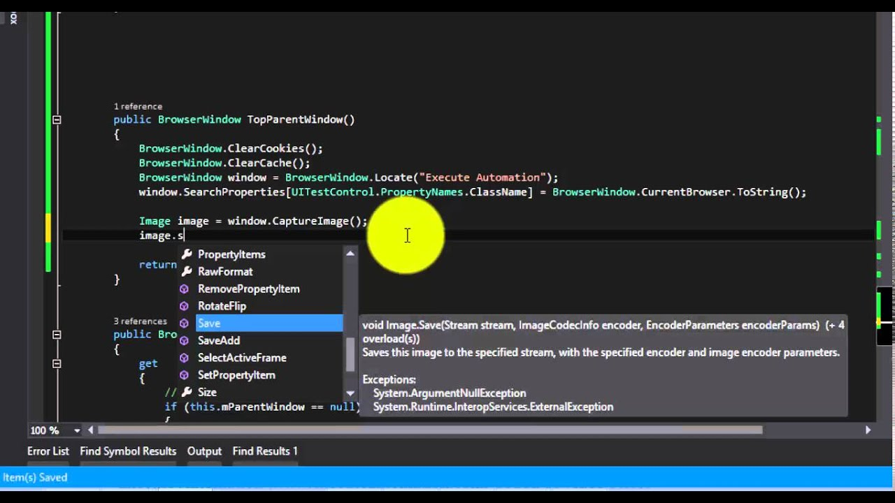 Working with existing browser,clearing cache and cookies in CUIT - Part19  (CUIT Video Series)