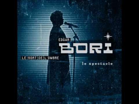 Edgar Bori-  Cyrano - Version en spectacle