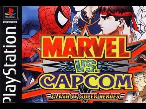 CGRundertow MARVEL VS. CAPCOM for PlayStation Video Game ...