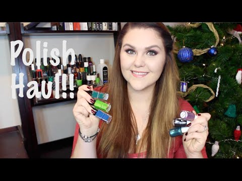 Collective Nail Polish Haul!!