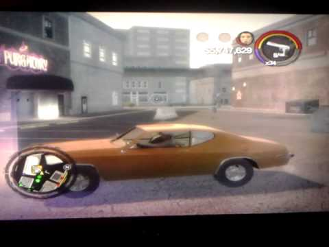 Let's Play Saints Row 2!! ( THE GENERAL LEE!! )