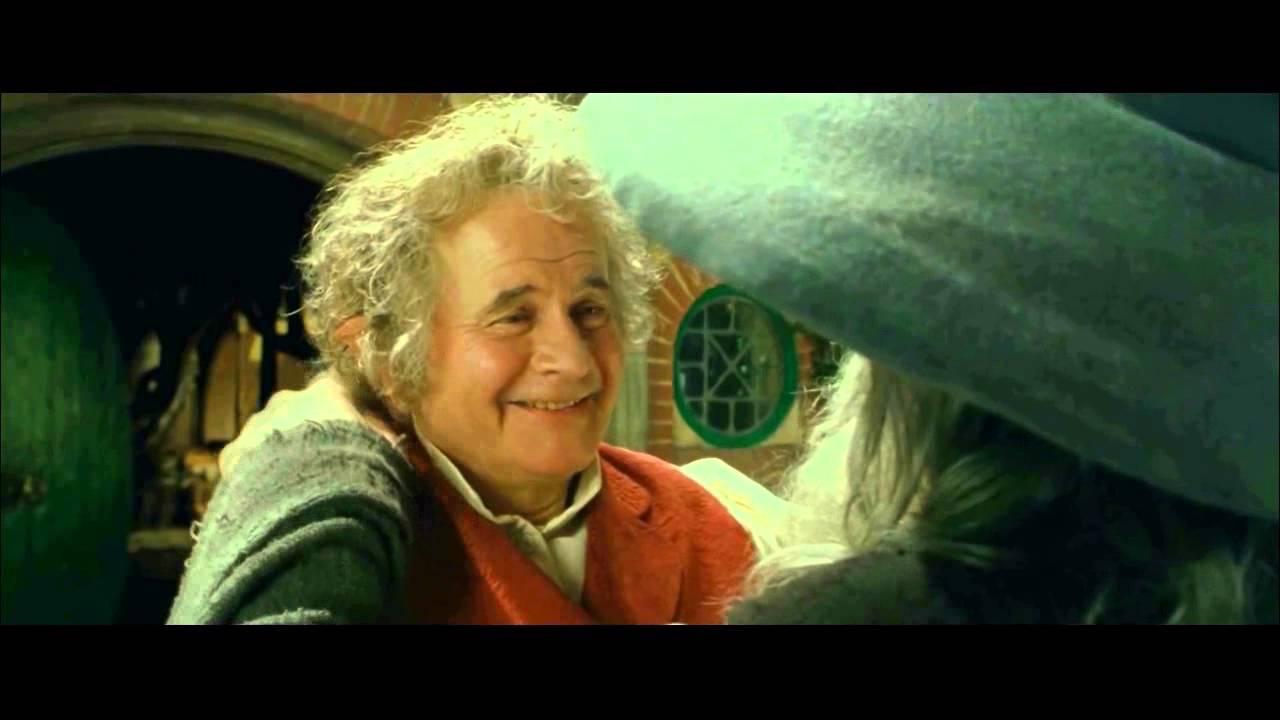 YTP ITA - Bilbo Baggins odia la contea - YouTube