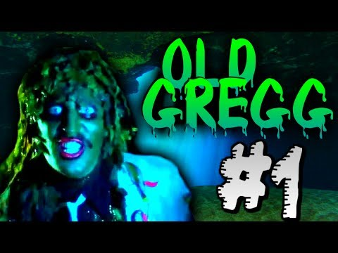 Old Gregg Plays Call of Duty: Black Ops 2