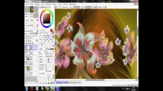 Drawing Flora from winx club in anime\real style