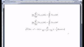 MS Office Word. Создание формул. Примеры