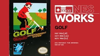 Golf (NES) retrospective: A fore-taste of greatness | NES Works #006