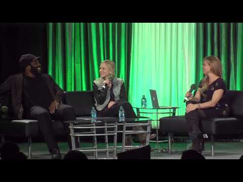 ECCC 2014: ECCC PRESENTS CHAD COLEMAN AND EMILY KINNEY