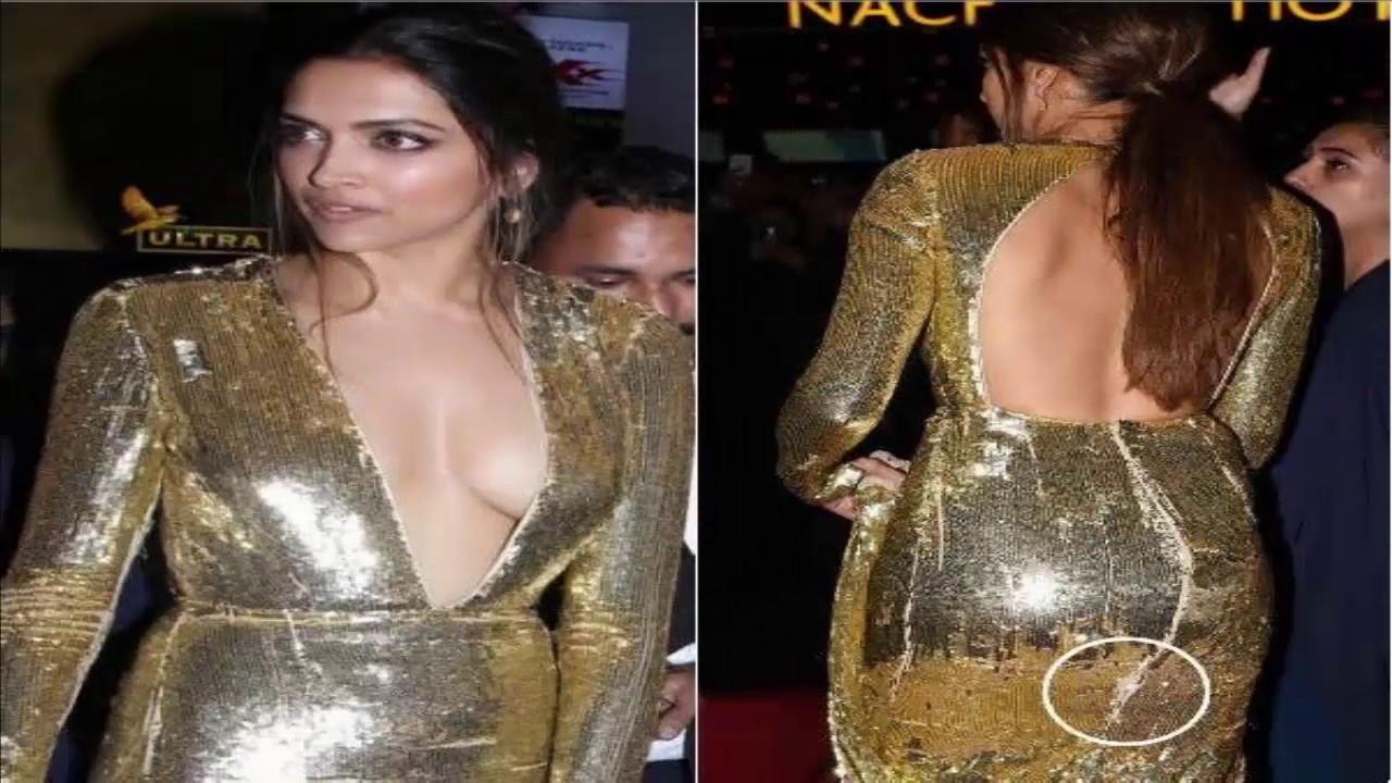 Deepika padukone wardrobe malfunction — photo 14