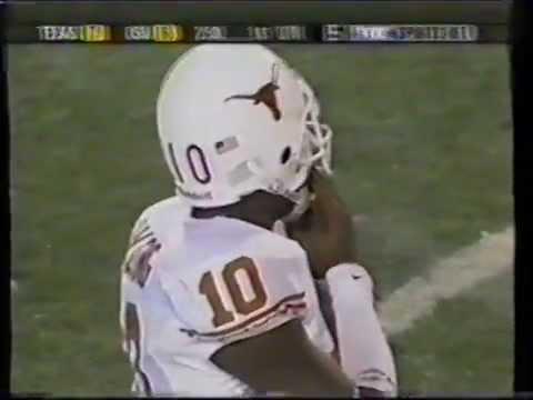 Vince Young freshman year highlights (full 2003 season)