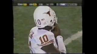 Vince Young freshman year highlights (full 2003 season)