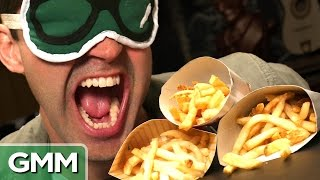 Blind French Fry Taste Test thumbnail