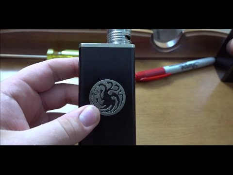 The Valyrian Box Mod | Full Review and Details