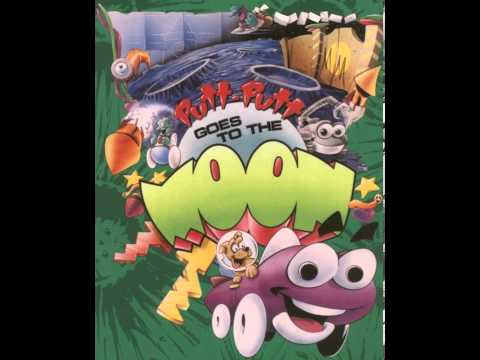 Putt-Putt Goes to the Moon 3DO Soundtrack