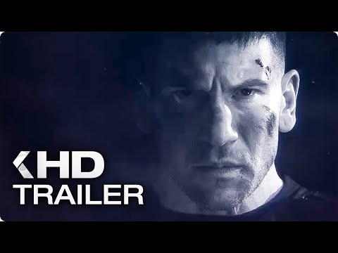 "Marvel's THE PUNISHER ""Friends. Enemies. Frank Castle."" Teaser Trailer (2017) Netflix"