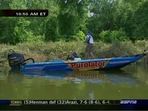 2004 Bassmaster E 50 -- Ohio Cumberland Tennessee Rivers  Part One