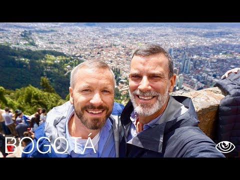 Bogota / Colombia Travel Vlog #144 / The Way We Saw It