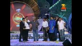 Zee Gaurav Awards 2012 March 25 '12 Part - 24