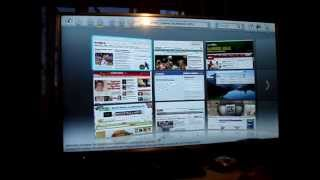видео browser panasonic viera