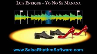 Yo No Se Mañana - Salsa Timing + Foot Steps (HD)