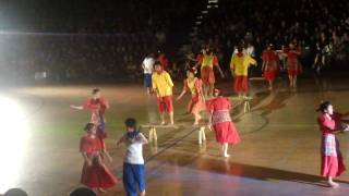 Mabuhay Cultural Dance at Independence High School!