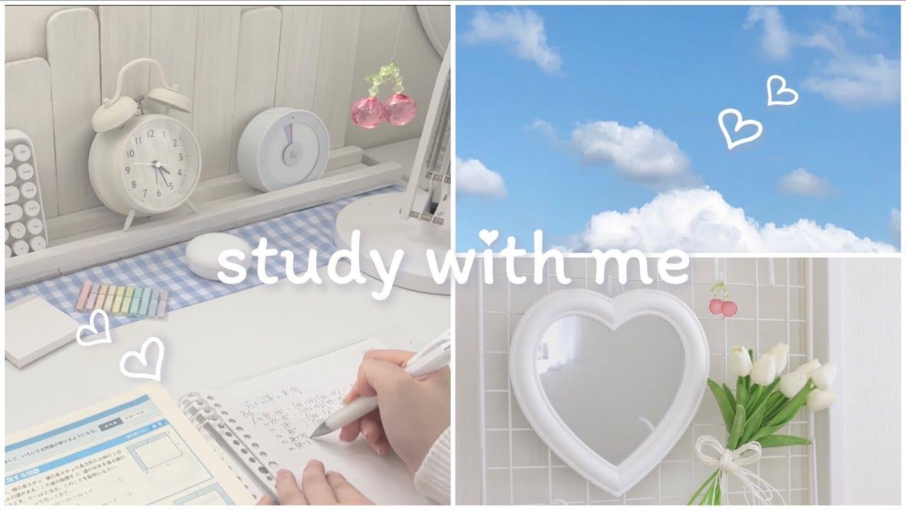 【TWICE】勉強が楽しくなる!🍒 study with me 🍒