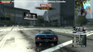 Burnout Paradise Walkthrough Part 1 [PC] -LiveStream Rip]