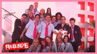 Rebelde: Llega el fin de curso al Elite Way School | Escena C214-C215 | Tlnovelas