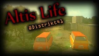 Pfirsich-Transporter - Arma 3 Altis Life Distrikt41 #002