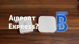 AirPort Express?! Was ist das und was kann sie?