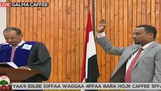 Muudama  Caffee Oromiyaa raggaasise 09 11 2011