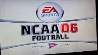 NCAA Football 2006 Intros