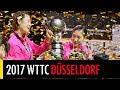 世界卓球2017 Day 8 Final_ 2017 WTTC DÜSSELDORF