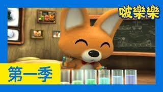 啵樂樂第一季 | 第13集 艾迪的秘密 | 小企鹅啵樂樂Pororo Chinese