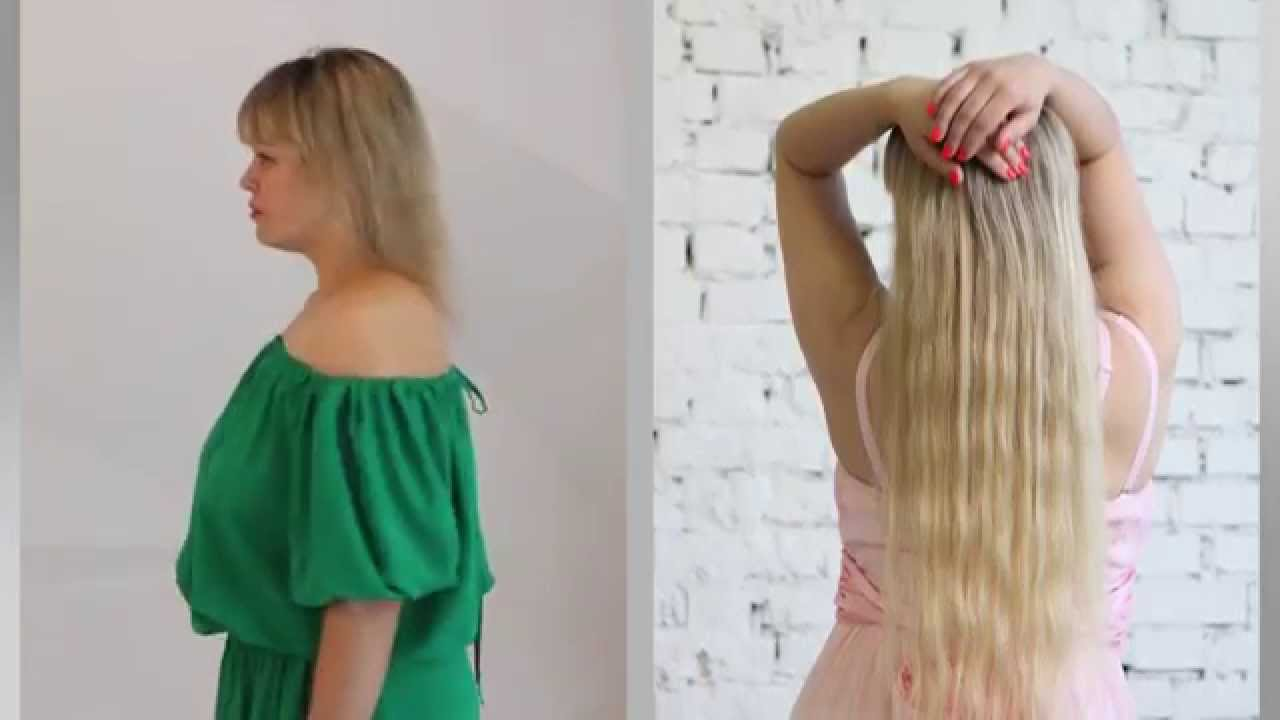 Можно ли наращивать волосы на редкие тонкие волосы