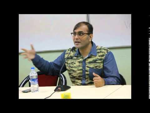 """Shri.Rajiv kapur : """"What is Meditation"""""""