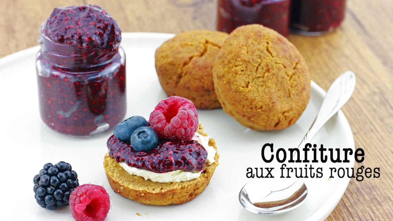 confiture healthy