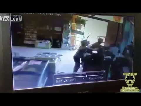 Another Reminder That Compliance Isn't Foolproof in a Robbery | Active Self Protection