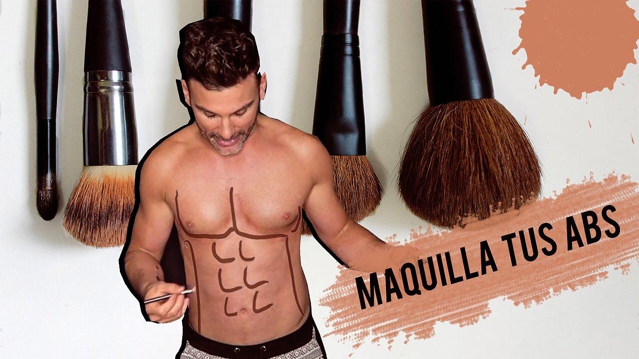 Maquilla tus abs tutorial abdominales mauricio mejia for Abdominales