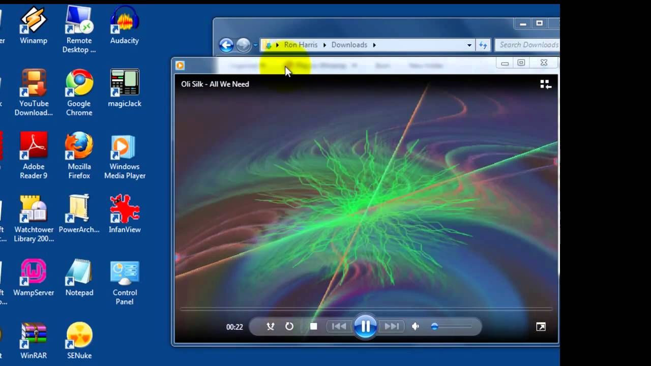 How To Listen To RippedRadio Smooth Jazz Radio In Windows Media Player