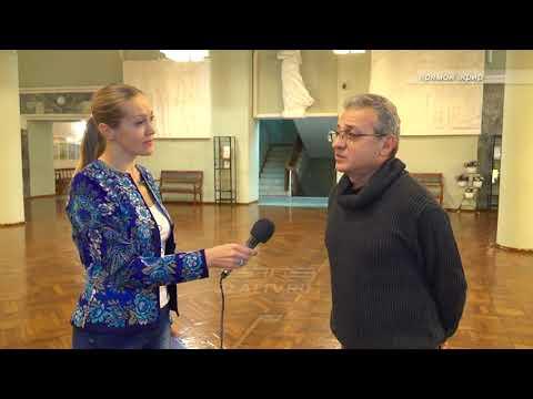 ПРЯМОЕ ВКЛЮЧЕНИЕ: спектакль Ереванского театра пантомимы «Игра»