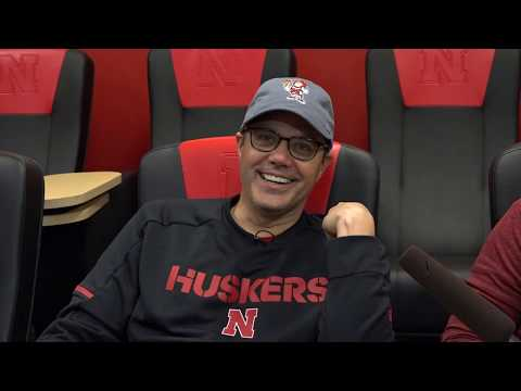 Tim Miles following Monday's practice