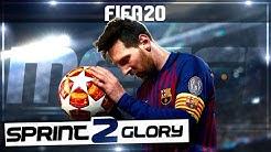 FIFA 20: mit 500.000.000 € zum CL TITEL ⚽️ MESSI FC BARCELONA SPRINT TO GLORY