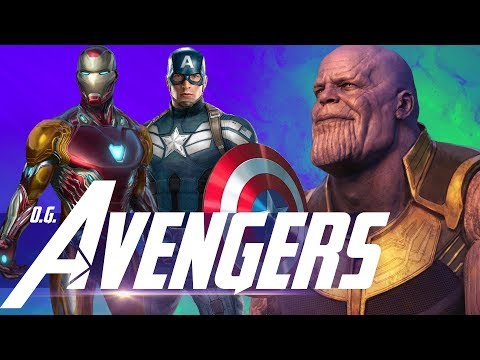 Iron Man & Captain America the Heroes to Defeat Thanos in Avengers Endgame