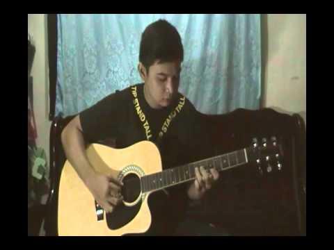 Pagdating ng panahon acoustic guitar