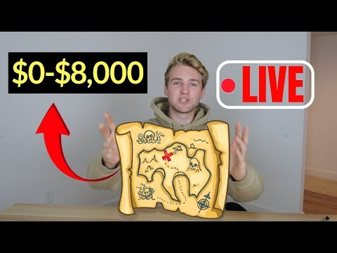 Shopify $0 to $8,000 WARMAP - Live Q&A