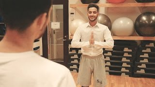 Suleyman testar Karate thumbnail