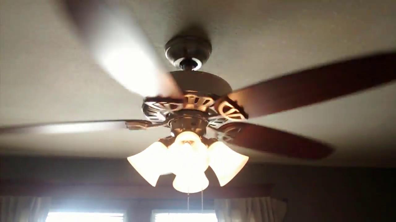 Hunter allendale 52 ceiling fan youtube hunter allendale 52 ceiling fan aloadofball Image collections