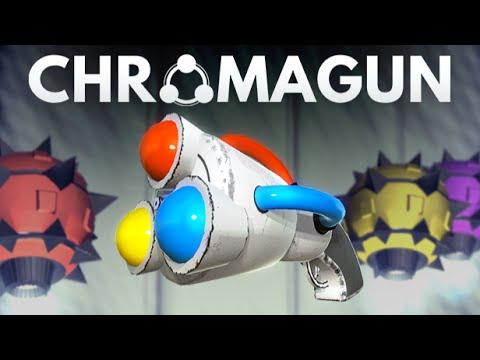 """Первый взгляд """"ChromaGun"""" - это тупо!"""